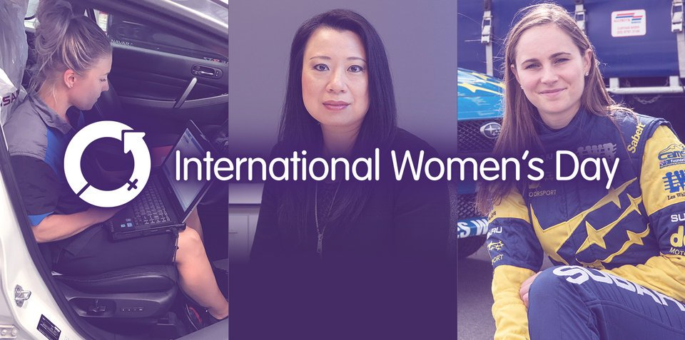 International Women's Day 2017: Three women making bold statements in motorsport, mechanics and car interior design