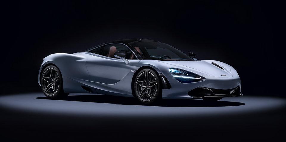 McLaren 720S revealed in Geneva, 341km/h Super Series goes official - UPDATE