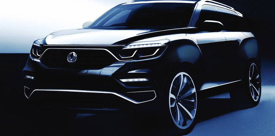 Ssangyong Y400 SUV to be revealed in Seoul