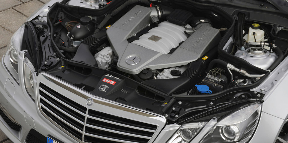 Mercedes-AMG: Say goodbye to atmo engines, and you can forget about diesel
