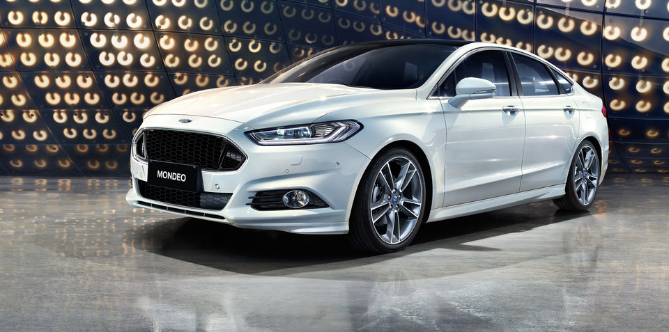 2017 ford mondeo updates announced for australia. Black Bedroom Furniture Sets. Home Design Ideas