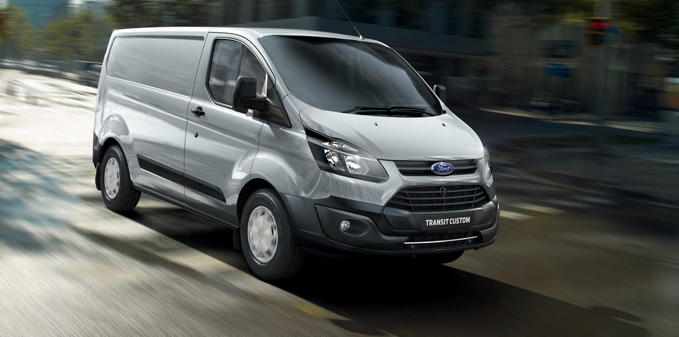 2017 Ford Transits get engine update, and overdue automatic option