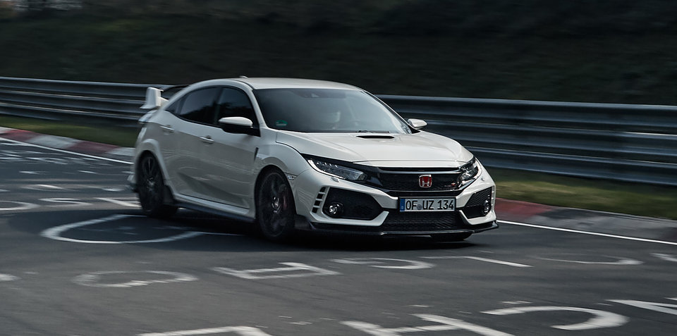 Articles tagged with Honda Civic Type R