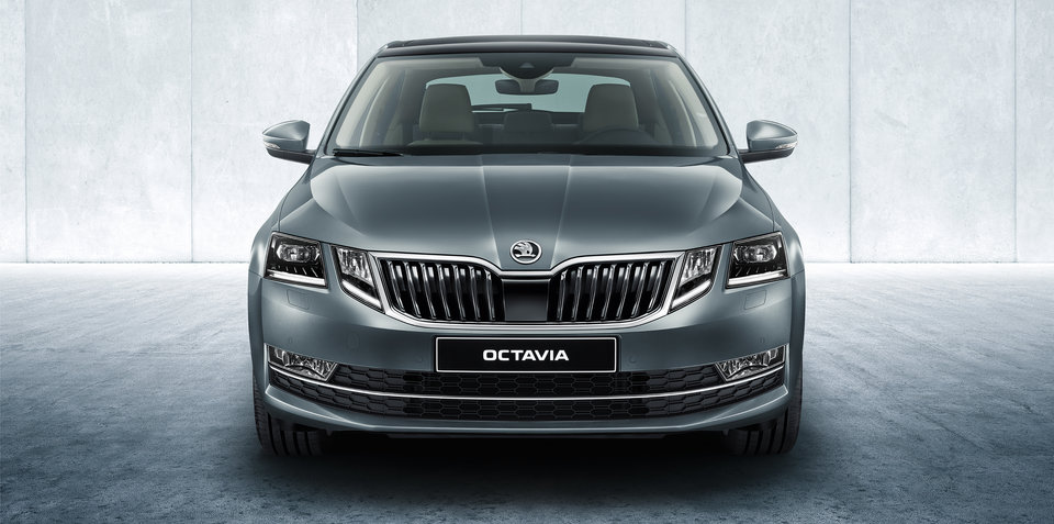 2018 skoda octavia pricing and specs. Black Bedroom Furniture Sets. Home Design Ideas