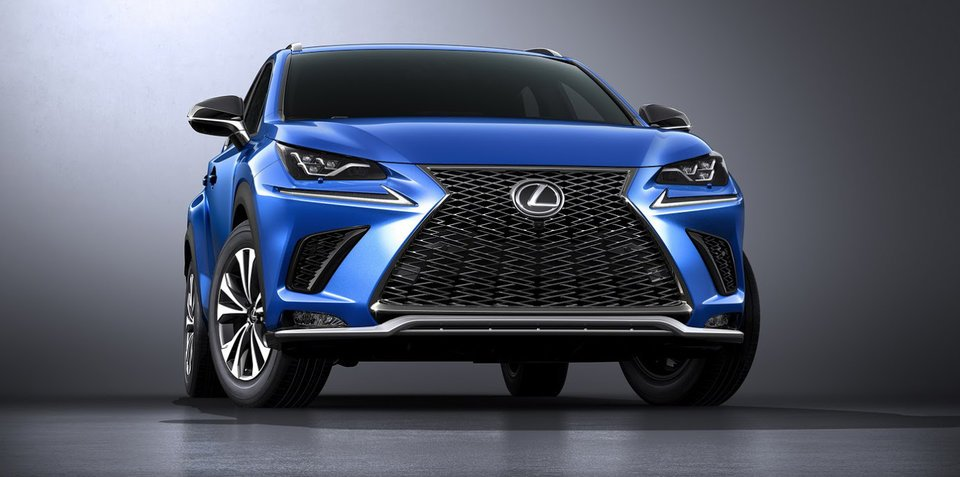 2018 lexus nx 300h. delighful lexus 2018 lexus nx revealed australian debut next year 200t badge dropped and lexus nx 300h