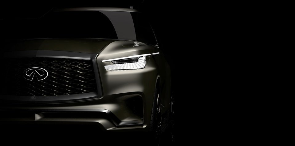 2018 infiniti x80.  2018 2018 infiniti qx80 monograph to be revealed in new york on april 12 u2013 update in infiniti x80