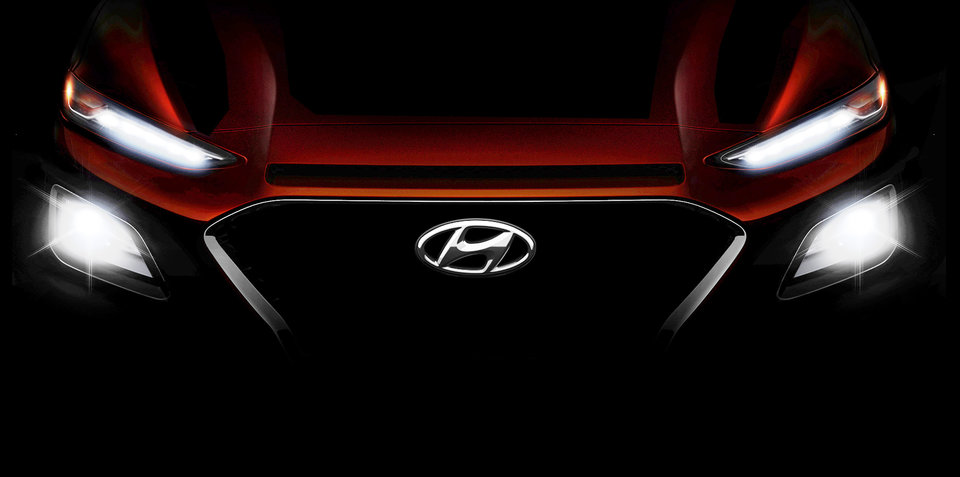 Hyundai Australia nearing new model onslaught