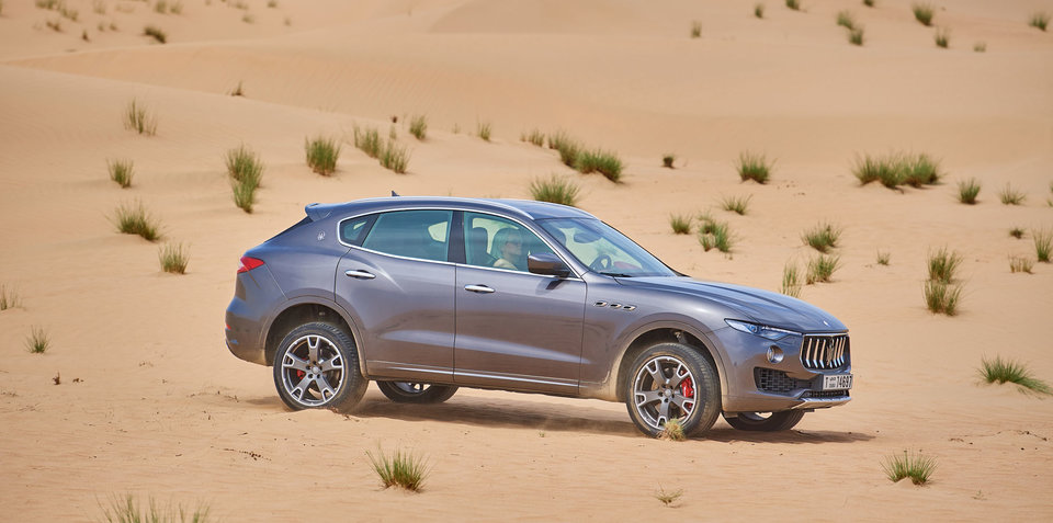 Maserati forging ahead with Levante plug-in hybrid, but not at expense of driving pleasure