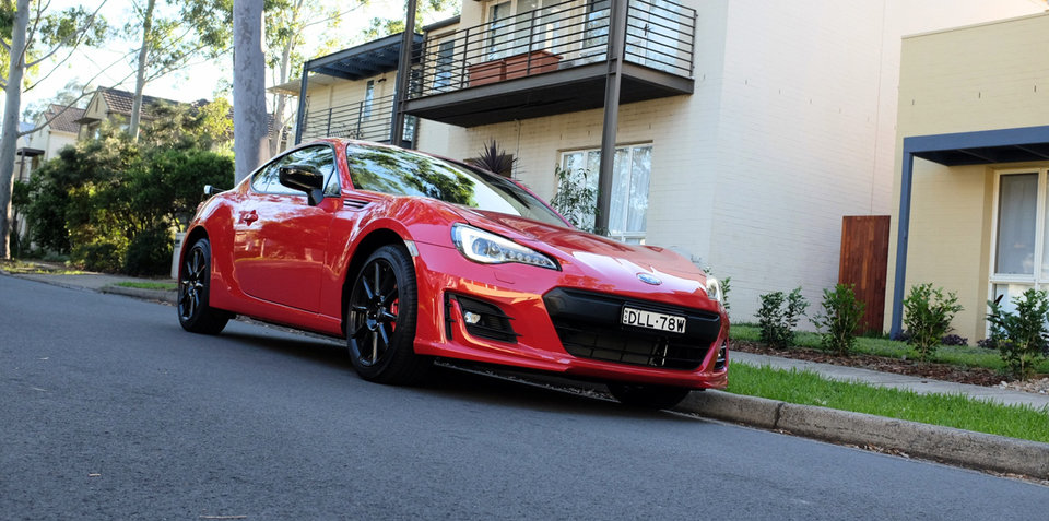 2017 Subaru BRZ Sports Pack special edition on sale from $36,694