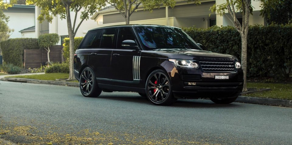 2017 Range Rover SV Autobiography Dynamic review