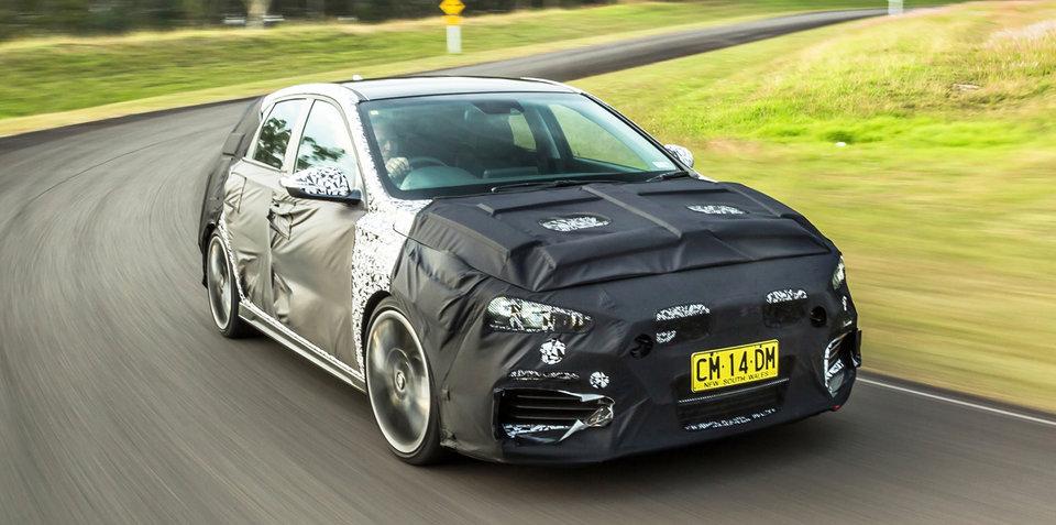 2018 Hyundai i30 N Prototype First Drive