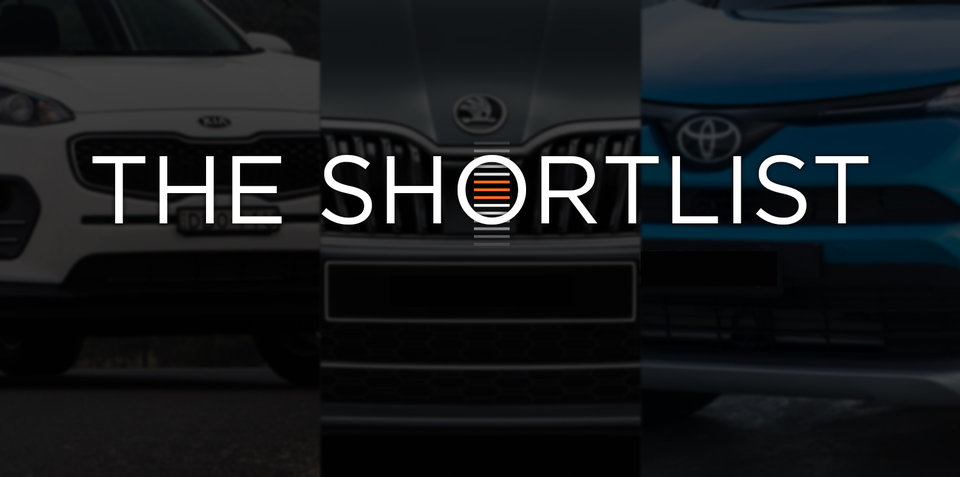 The Shortlist: A personalised CarAdvice guide to your new car purchase
