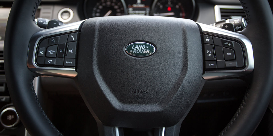 Jaguar Land Rover joins Takata airbag recall