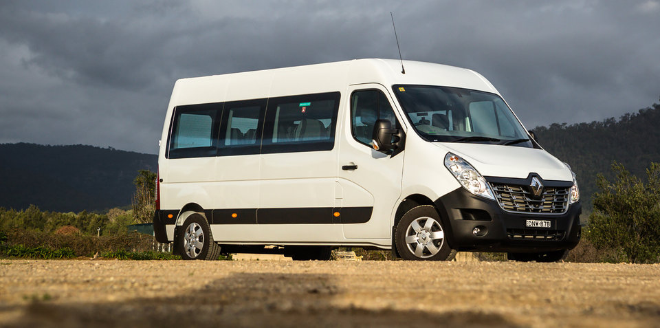2017 Renault Master Bus review