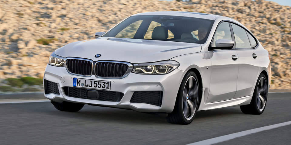 2018 BMW 6 Series Gran Turismo revealed, due for Australia this year