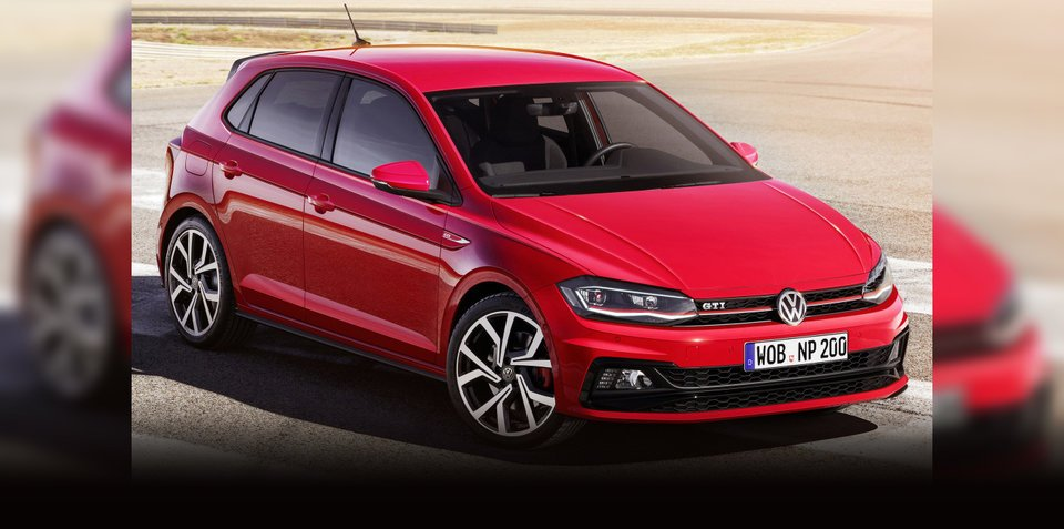 2018 volkswagen polo and polo gti revealed australian autos post. Black Bedroom Furniture Sets. Home Design Ideas