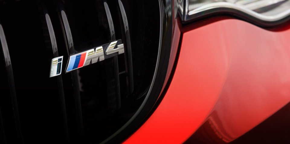 BMW hints at electrified M cars