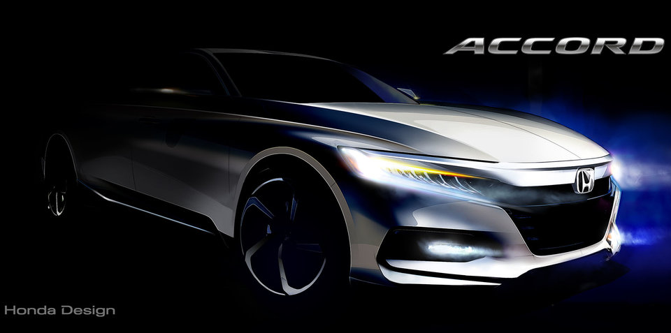 2018 Honda Accord on track for Australia