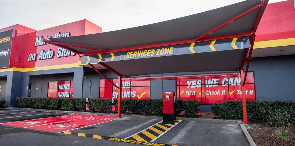 Supercheap Auto and Bosch develop AutoCrew service network