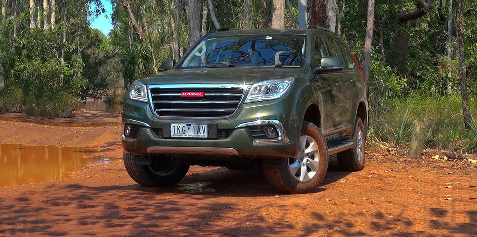 2017 Haval H9 Premium tuned by Ironman 4x4 review: Quick drive