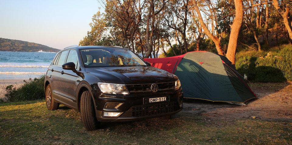 2017 Volkswagen Tiguan 132TSI Comfortline review: Long-term report four – off-road weekend