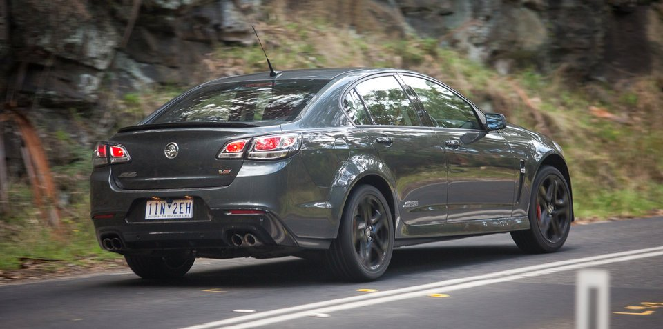 The Holden Commodore and three things we'll miss: The lion brand's big Aussie sedan