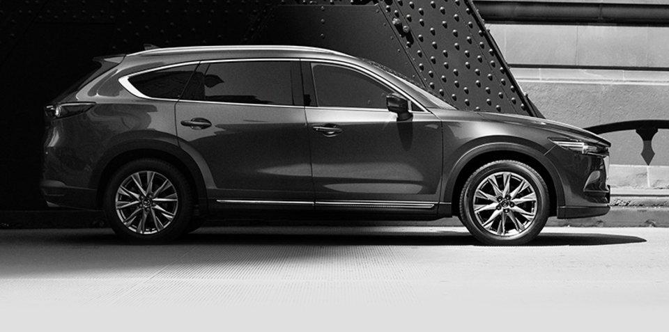 Mazda CX-8 now under consideration for Australia