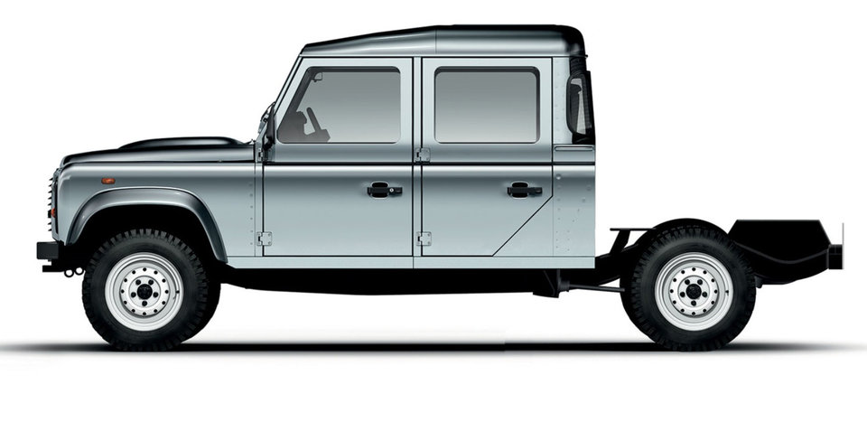 New Land Rover Defender ute 'number one' on local wish list