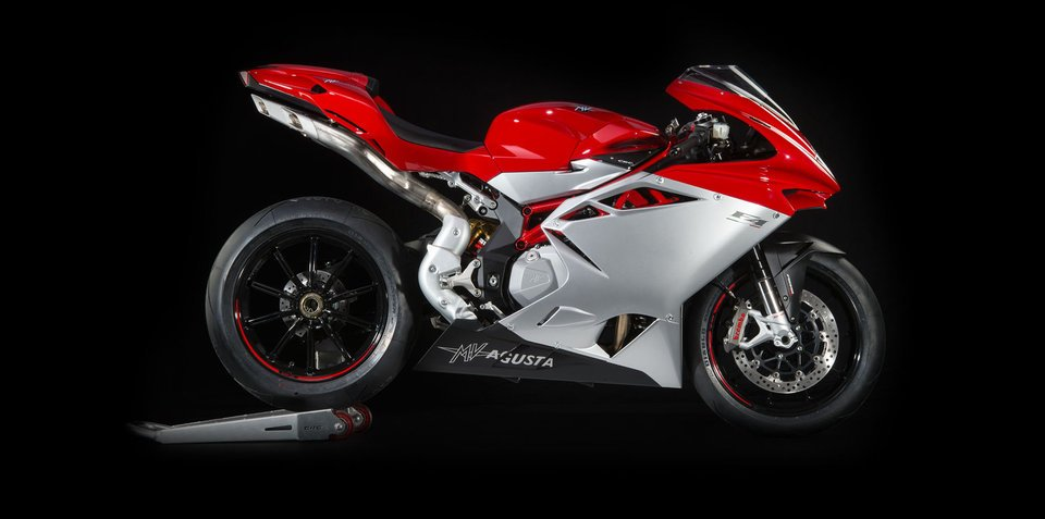 Mercedes-AMG sells its stake in MV Agusta