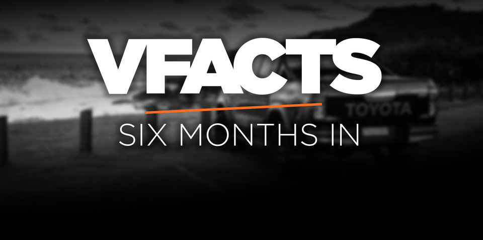 VFACTS 2017, January to June: New vehicle sales on record pace