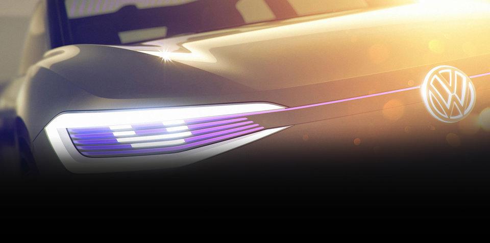 Volkswagen working on sporty electric liftback - report