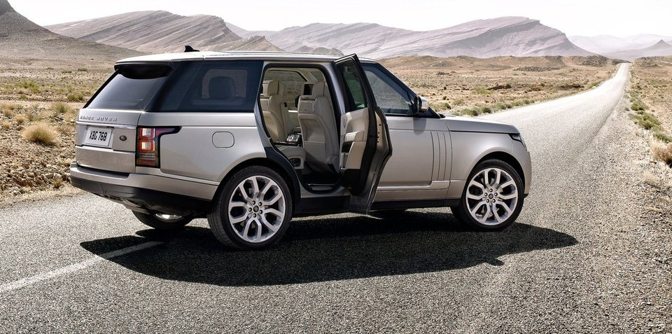 A Seven Seat Range Rover Don T Count On It Land Rover