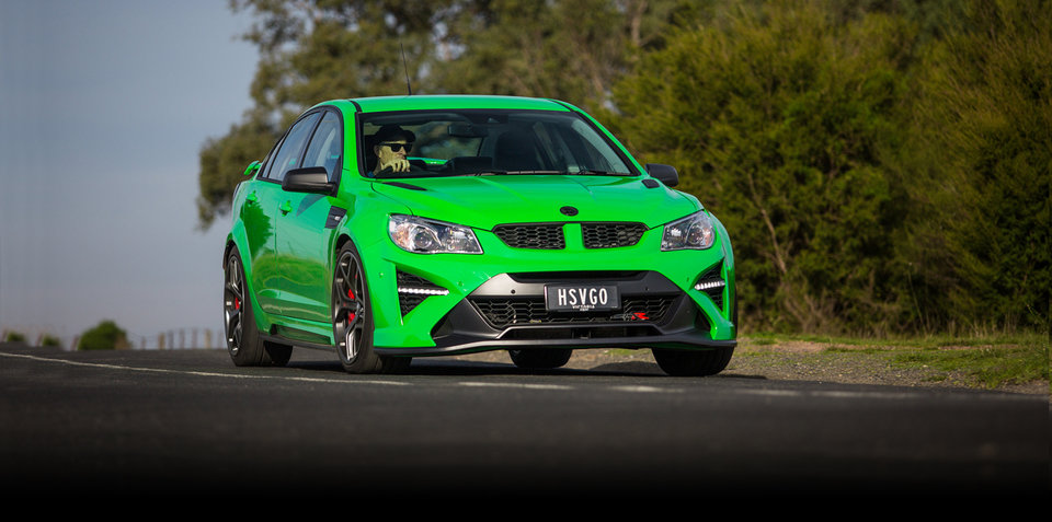 2017 HSV GTSR review