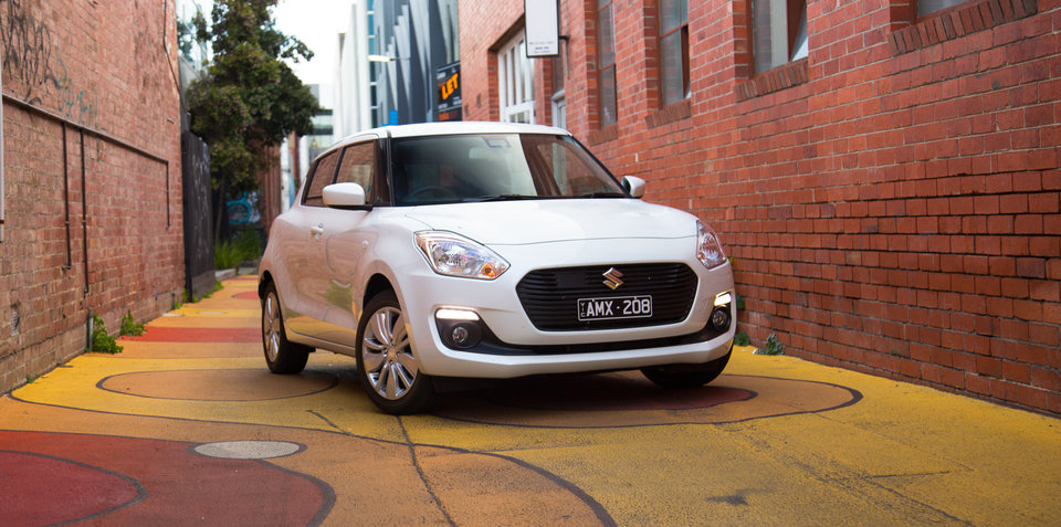 2017 Suzuki Swift GL Navigator with Safety Pack review