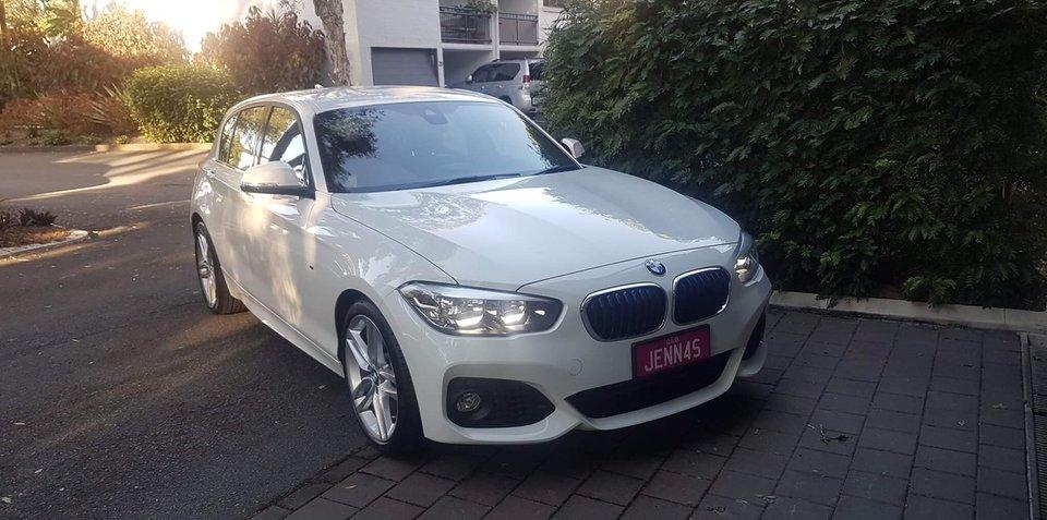 2017 BMW 118i M Sport review