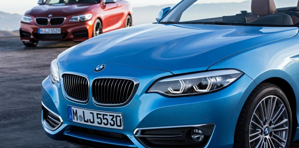 2018 bmw 2 series lci pricing and specs. Black Bedroom Furniture Sets. Home Design Ideas