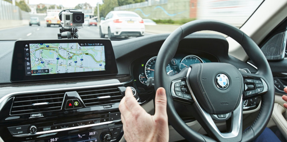 Victorian driverless testing highlights need for improved infrastructure
