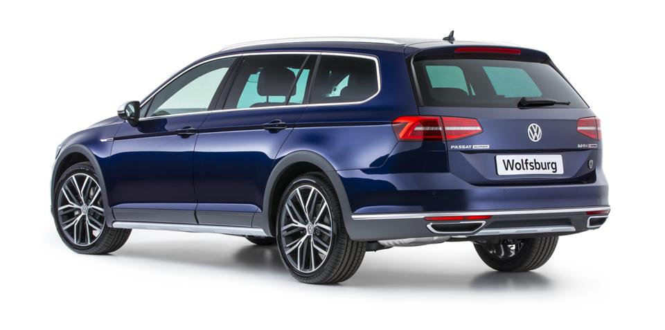 2018 Volkswagen Passat Alltrack Wolfsburg returns with next year's tech