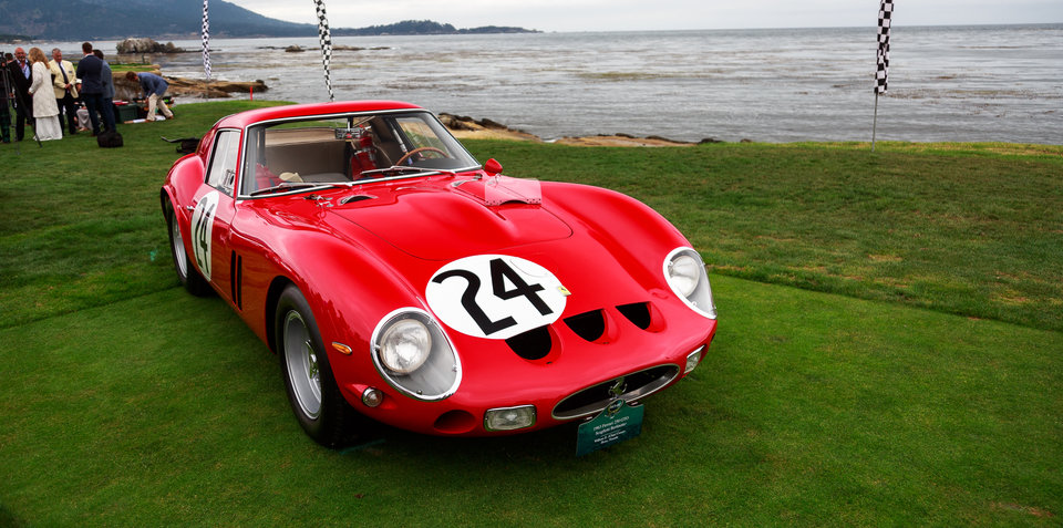 2017 Monterey Car Week: A Petrolhead's Nirvana