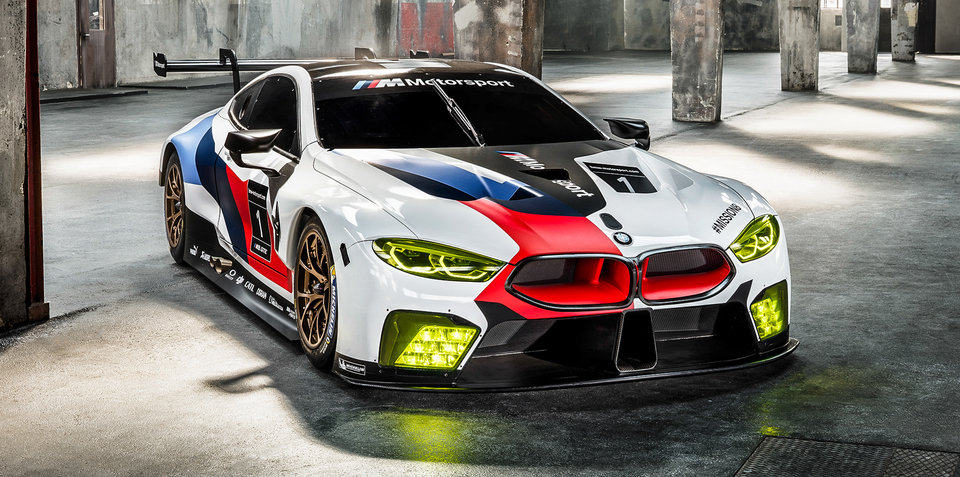 BMW set for 2018 Le Mans return with spunky-looking BMW M8 GTE