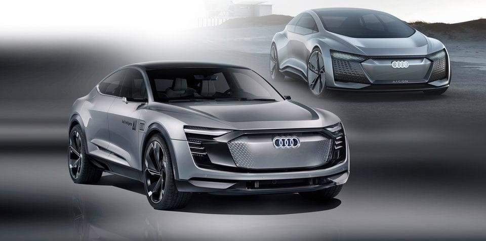 2018 audi elaine.  audi audi elaine and aicon level 4 5 autonomous vehicles on the horizon for  throughout 2018 audi elaine