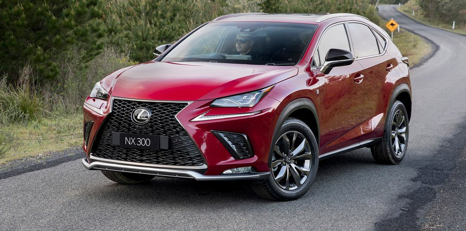 2018 lexus nx 300 f sport. unique lexus 2018 lexus nx pricing and specs for lexus nx 300 f sport