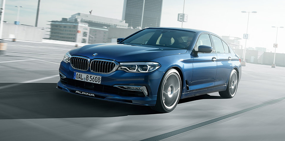 2018 Alpina B5 BiTurbo pricing and specs
