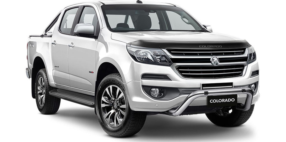 Holden Colorado Storm arrives from $52,490