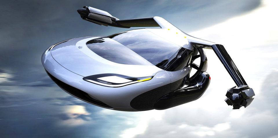 "Geely buys Terrafugia to make ""flying car a reality"""