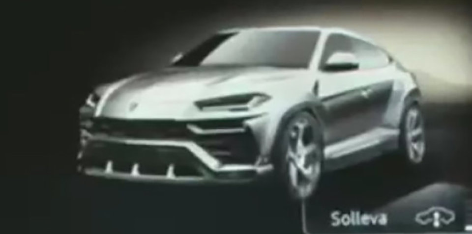 2018 Lamborghini Urus leaked in new video teaser