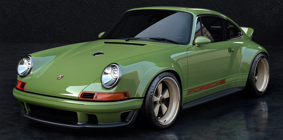Singer and Williams reveal 373kW 1990 Porsche 911