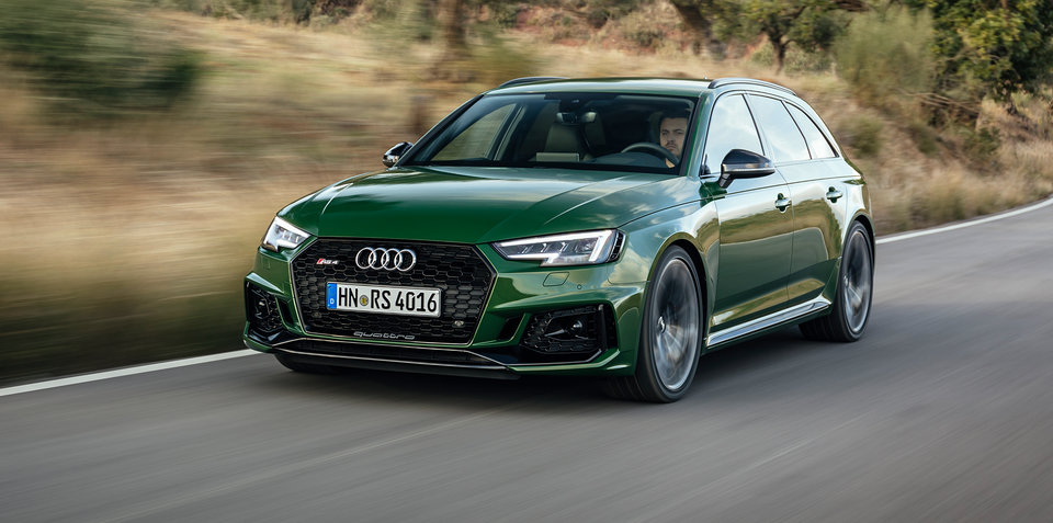 2018 Audi Rs4 Initial Details Revealed