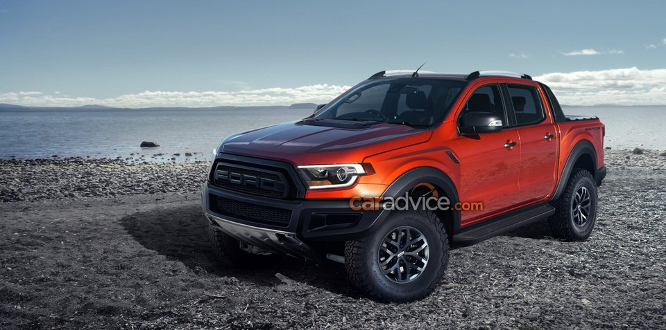 ford ranger raptor to be revealed february 7 botswana youth magazine. Black Bedroom Furniture Sets. Home Design Ideas
