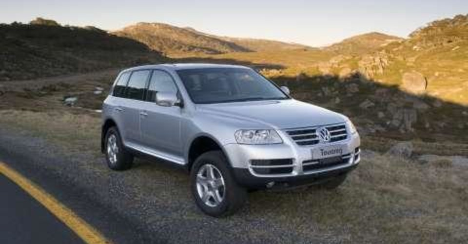2007 volkswagen touareg v6 tdi road test caradvice. Black Bedroom Furniture Sets. Home Design Ideas
